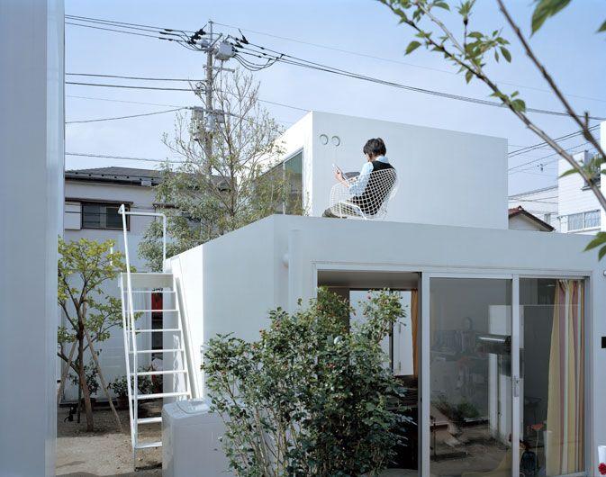 Moriyama House, Tokyo, 2005, Office of Ryue Nishizawa, Takashi Homma, photographer,