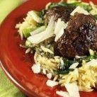 Balsamicobiffar med risoni - Recept från Mitt kök - Mitt Kök | Recept | Mat | Bloggar | Vin | Öl