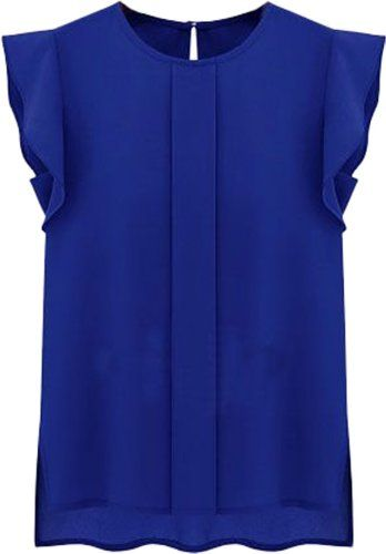 ADS - Camicia - Basic - Maniche corte  -  donna blu Mediu... https://www.amazon.it/dp/B00KILOFZC/ref=cm_sw_r_pi_dp_c2tGxbVGZ5T50