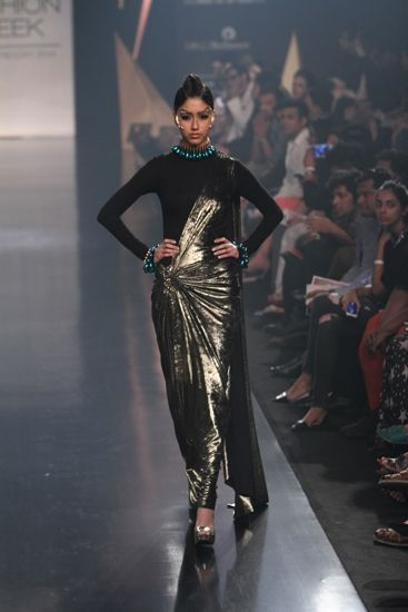 Gaurav Gupta at Lakmé Fashion Week S/S 2014