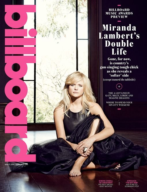 I freakin' ♥ her!!!! Miranda Lambert Talks New Album, Tabloids, Weight Rumors: Billboard Cover Story | Billboard