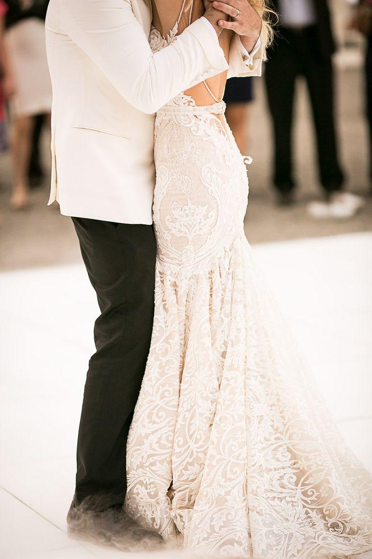 Wedding Dress: Grace Loves Lace - http://graceloveslace.com.au/ Wedding Dress: Berta - http://www.stylemepretty.com/portfolio/berta Wedding Dress: Claire Pettibone - http://www.stylemepretty.com/portfolio/claire-pettibone-2   Read More on SMP: http://www.stylemepretty.com/2017/01/10/one-bride-four-gowns/