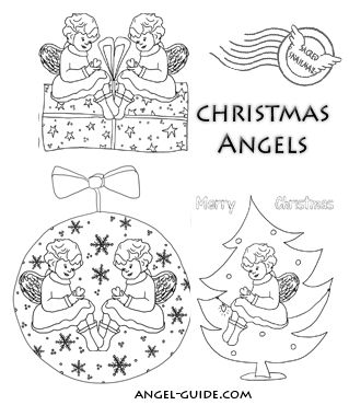 christmas angel coloring pagespictures of christmas angels to print color christmas angel