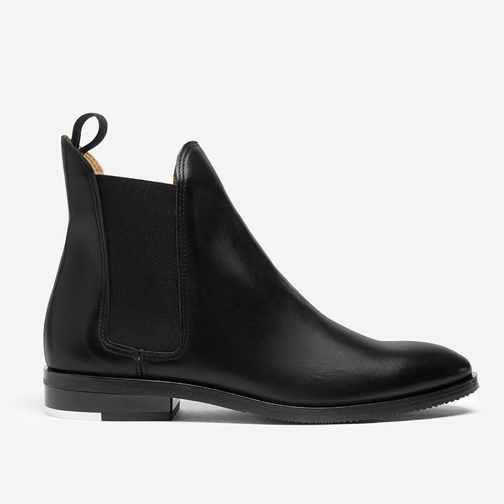 25  Best Ideas about Chelsea Boots Heel on Pinterest | Black ...