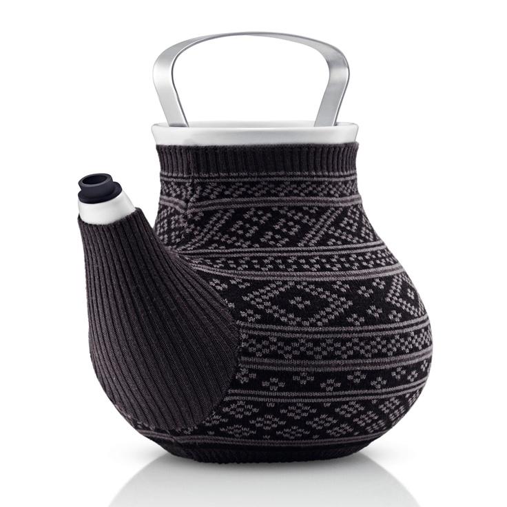 Eva Solo Serving My Big Tea teapot, gray, Eva Solo