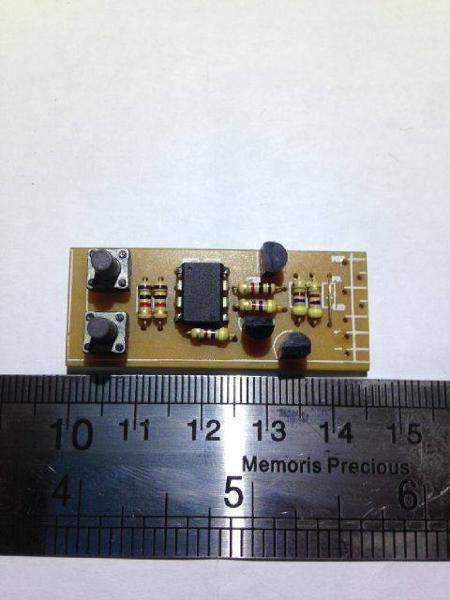 Jual beli PWM digital Box Mod untuk Diy box mod di Lapak Ongki suhendar - kgs_sensor_sentuh. Menjual Vapor & Rokok Elektrik - PWM digital Box Mod   size : lebar (18mm) x panjang (45mm)   kelebihan PWM digital: + On, Off  (Untuk menghidupkan Klik 3x & untuk Mematikan Klik 3x ) + Led ( jika di hidupkan maka led akan berkedip 5x & jika di matikan led akan kedip 5x) + button UP   ( push up untuk menaikan volt / watt ) + button DOWN  ( push Down untuk menurunkan volt &...