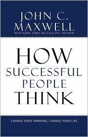 John Maxwell books are common sense books.