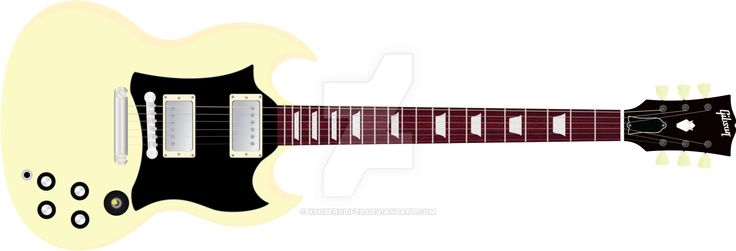 Gibson SG by xsoberxlifex on DeviantArt