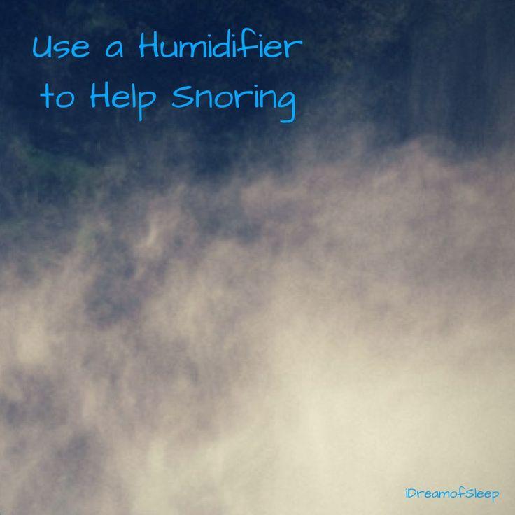 tips prevent snoring