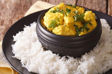 pollo korma receta de comida india