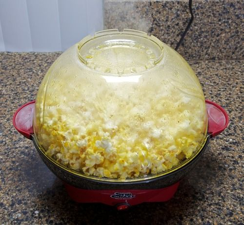How to Make Real Movie Theater Popcorn at Home I just made this and it's FABULOUS!!! And I'm a popcorn snob! :)