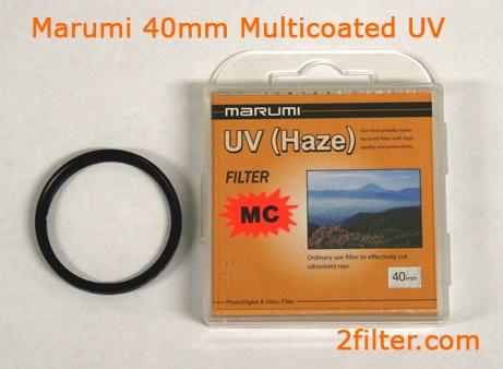 Marumi 40mm UV multicoated