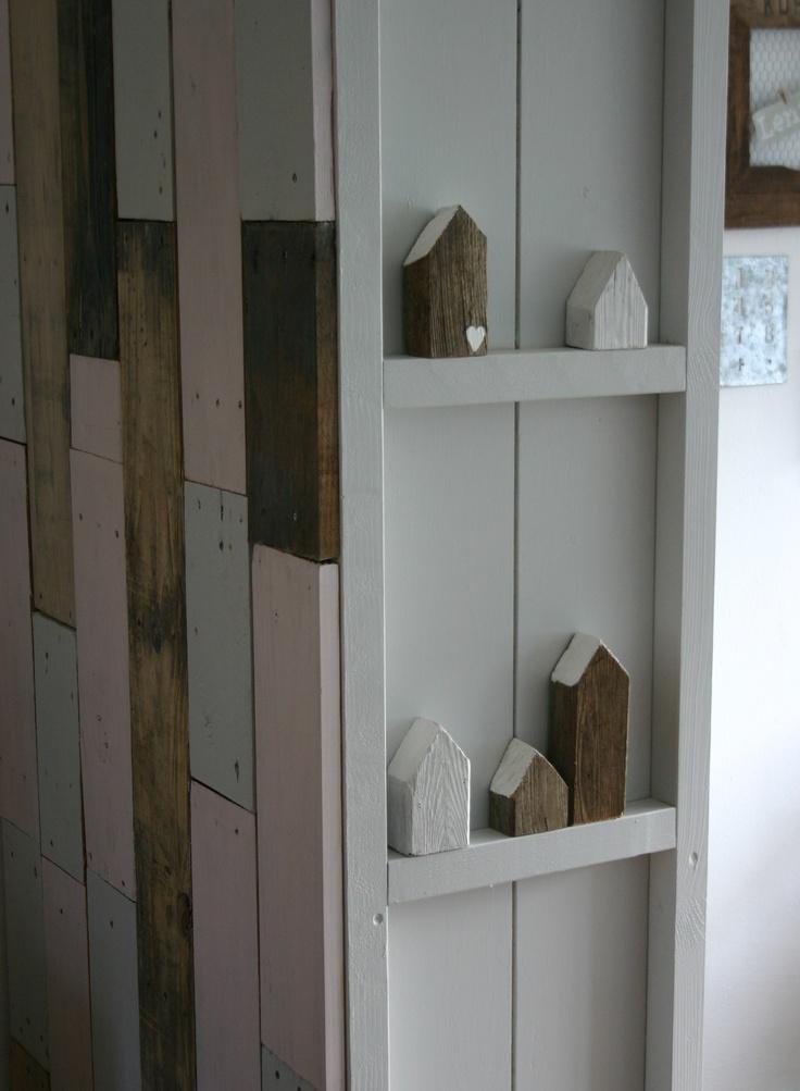 houten huisjes, wooden houses