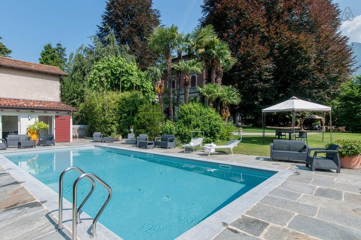 Art Nouveau Villa+Pool Count's Room