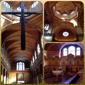 Catedral de Castro, Chiloe.