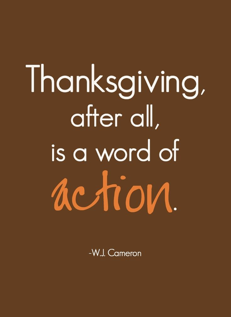 46 Best Thanksgiving Quotes Images On Pinterest Words
