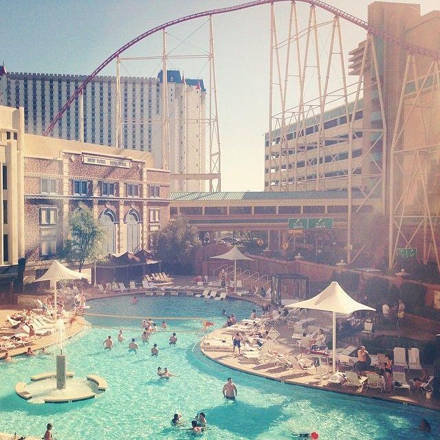 Fun in the sun - Las Vegas style!