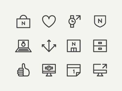 Die 35 besten Bilder zu icon auf Pinterest | Behance, Symbole und ...