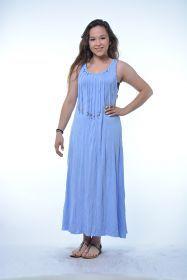 Boncuklu Elbise  % 100 Pamuklu kumaştan otantik elbise.