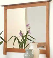 Contemporary Craftsman Mirror