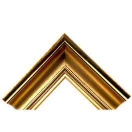 Canyon Goldär en av våra finaste ramar i guld. Ett mycket bra val om du vill ha en lagom bred ram i guld för din konst och dina bilder. Svenskt hantverk och kvalite, handpatinerad och förgylld. Svensk furu från svenska skogar. Stavlimmad av kvistfri furu för raka och fina listdelar. Canyon Gold är vanlig som ram där man vill ha ett exklusivt tillskott till inredningen. Canyon Gold levereras därför ofta till lyxiga hotell, slott, vackra herrgårdar, museer, fina kontor, gallerier, affärer…