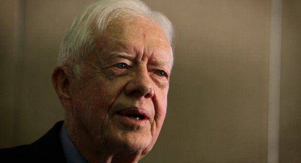 Jimmy Carter slaps Amnesty International for backing 'slave masters' in sex trade