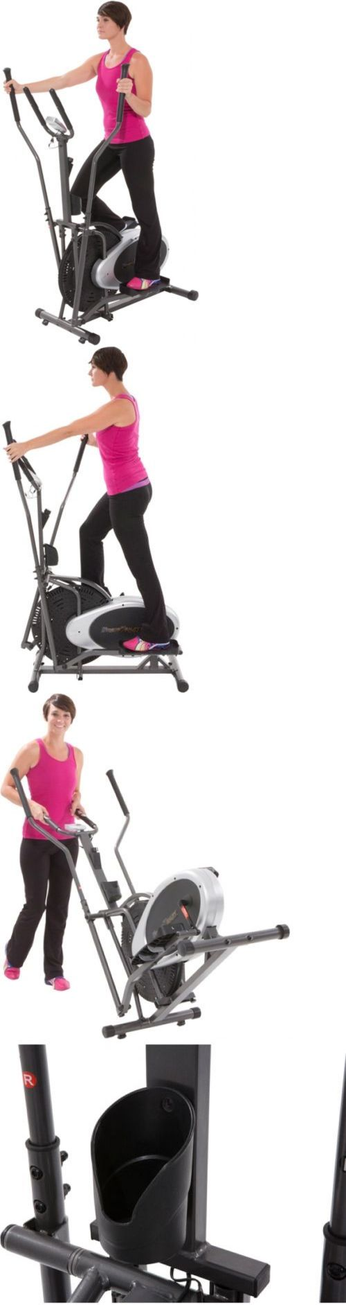 Ellipticals 72602: New Fitness Reality E2000 Durable Fan Elliptical Trainer With Heart Rate System -> BUY IT NOW ONLY: $116.95 on eBay!