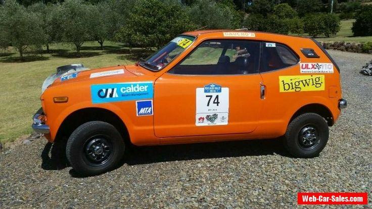 1973 Honda Z 360 Hardtop Coupe not Goggomobil Fiat 500