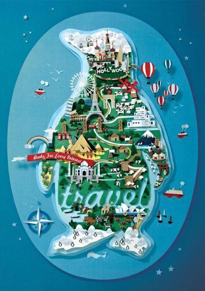 Penguin Books: Travel
