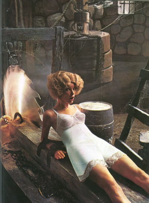 Movie Star Lingerie Advertisement Flickr Art Showing