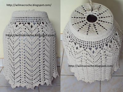 Wilma Crochê: Capa de Botijão de Gás em Crochê Barbamte