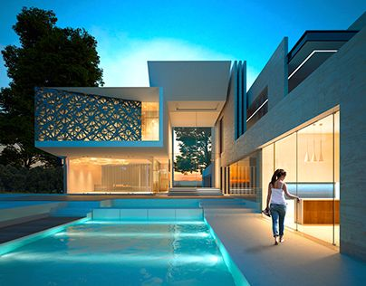 "Check out new work on my @Behance portfolio: ""Case Nogalera Gdl"" http://be.net/gallery/41437463/Case-NogaleraGdl  #architecture #contemporary #luxury #modern #dubai #design #creato #villa #home #facade #pool #terrace #rear     contacto@creatoarquitectos.com"