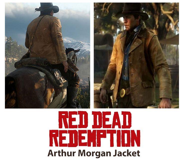 Arthur Morgan Red Dead 2 Jacket