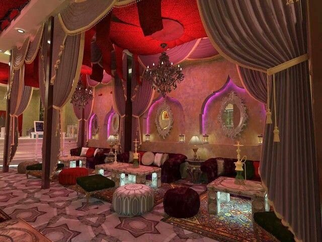 shisha lounge view 1 shophouse cafe pinterest. Black Bedroom Furniture Sets. Home Design Ideas
