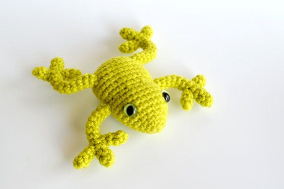 Amigurumi Green Frog : 17 Best images about Frog on Pinterest Free pattern ...