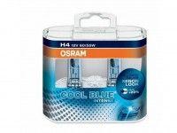 H4 - OSRAM Cool Blue Intense H4 Xenon Look 12 V/55 W 2 Stück - 20% mehr Licht