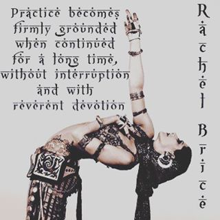 What Rachel Brice's tattoo says - a great reminder  https://www.instagram.com/compassionatedancer/