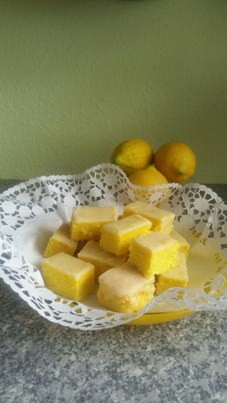 Hab die kleinen Lemonies probiert, Lecker