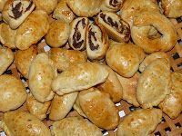 The Iraqi Family Cookbook: Klecha - Iraqi Cookies