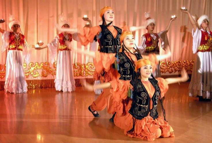 Kırgız Türkleri - Кыргыз түрктөрү (Kırgızistan)