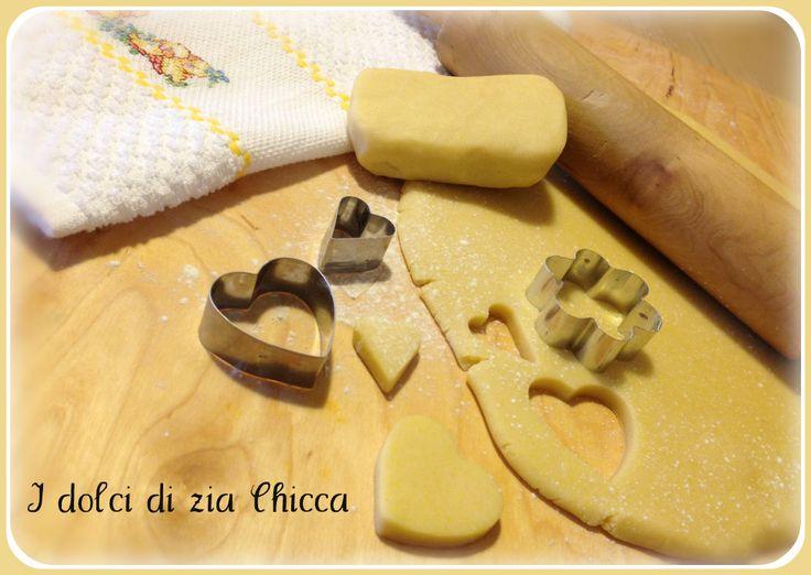 Pasta frolla, ricetta e dosi per ogni uso