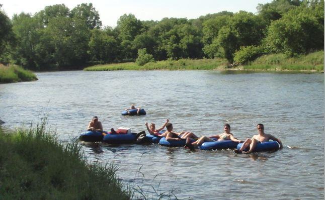 White Water Rafting Near Natural Bridge Va