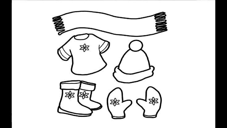 Gloves, Hat, Scarf For Kids