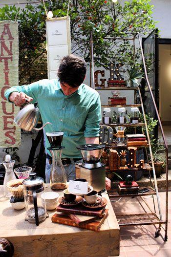 Café El Artesano (servicio de catering). Experiencia Nuchef. Fotografía y texto por Brenda Cervantes.Nuchef