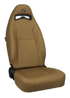 Corbeau Corbeau Moab Vinyl Recliner Front Seat (Spice) - 70070DS 70070DS Seats: Corbeau Moab Seat, Driver Side Front… #TruckParts #JeepParts