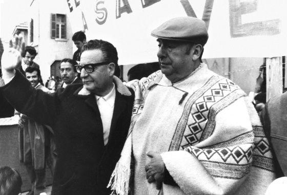 Allende y Neruda, en tinta verde | Cultura | EL PAÍS