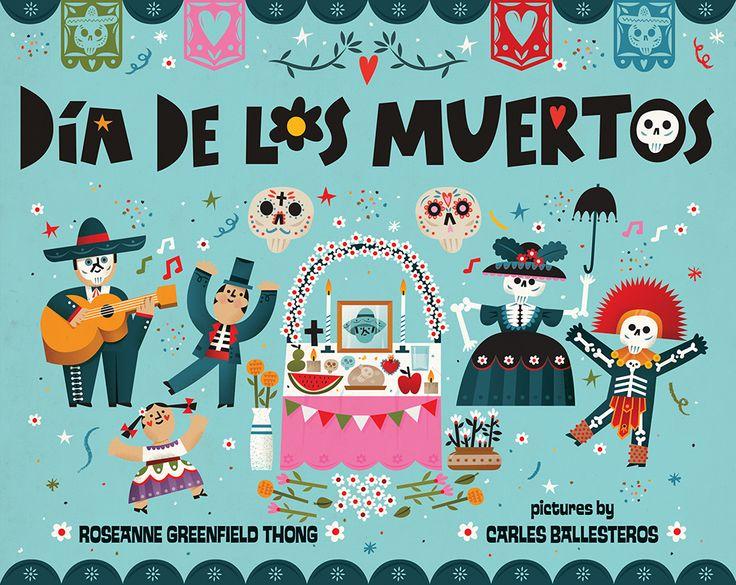 Can you hear the music? Can you taste the calaveras during Dia de los Muertos?