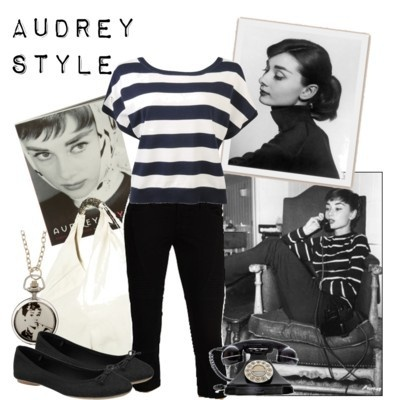 Audrey Hepburn Style All Things Pretty Pinterest