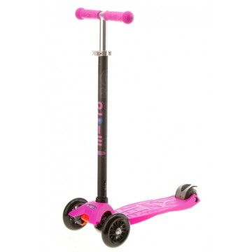 Microscooters - Maxi Micro T-Bar Hot Pink
