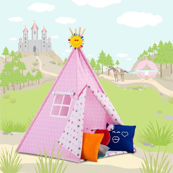 Spielzeug - TIPI Zelt + Geschenke - ein Designerstück von Dream-zzz bei DaWanda